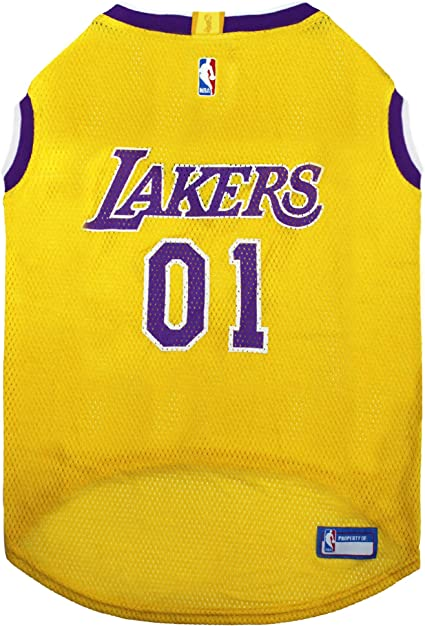 NBA PET Apparel. - Licensed Jerseys for Dogs & Cats Available in 25 Basketball Teams & 5 Sizes Cute pet Clothing for All Sports Fans. Best NBA Dog ...