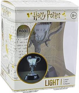 Lámpara 3D Copa los tres magos, Harry Potter