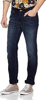 Diverse Men's Skinny Fit Stretchable Jeans