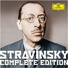 Stravinsky Complete Edition [30 CD Box Set] by Martha Argerich, Daniel Barenboim, Marie-Francoise Bucquet, Heide Stober, R...
