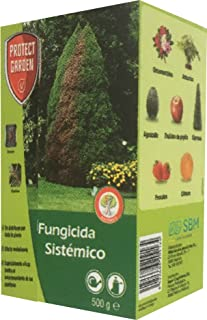 comprar comparacion Protect Garden Fungicida sistémico Aliette WG para cesped y coniferas, 500gr, Verde Agua, 500 Gramos