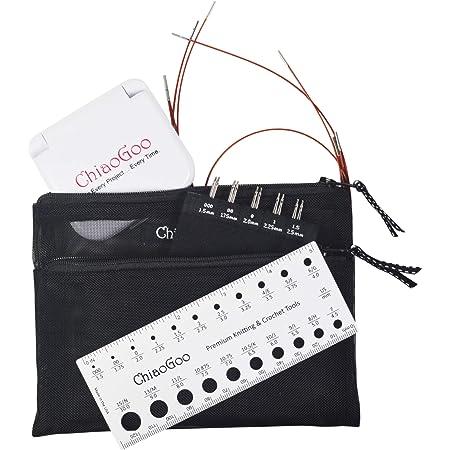 Chiaogoo accessories SET OF 5-MINI Chiaogoo Twist Interchangeable cables Chiaogoo Mini cables Chiaogoo Twist Mini cables bundle