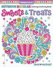 Notebook Doodles Sweets & Treats: Coloring & Activity Book (Design Originals) 32 Scrumptious Designs; Beginner-Friendly Empowering Art Activities for Tweens, on Extra-Thick Perforated Pages PDF