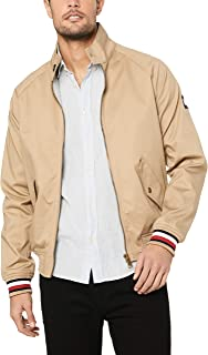 Tommy Hilfiger Men's Signature Tape Harrington Jacket