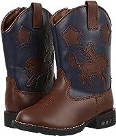 Roper Kids - Western Lights Cowboy Boots (Infant/Toddler)