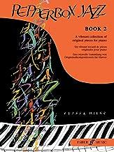 pepperbox الجاز ، BK مقاس 2: A نابضة بالحياة مجموعة من القطع الأصلية من أجل البيانو (إصدار faber: الصغار Peppers)