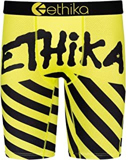 Ethika Mens Staple Boxer Briefs | Hazard Micromesh