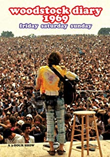 Woodstock Diary 1969: Friday Saturday Sunday by Various