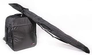 EBOGU Kendo Shinai Bag and Bogu Backpack Set, Global Kendo Traveler Series, for Adult and Junior, Durable Material