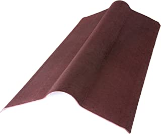 ONDUVILLA PS543 Standard Ridge Tuscany Red