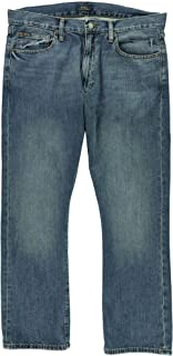 Mens Varick Denim Slim Jeans