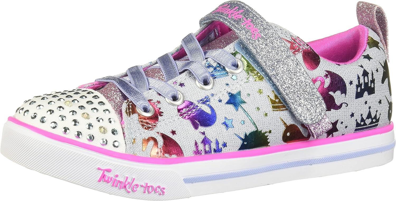 Skechers Unisex-Child Max 64% OFF Ranking TOP13 Sparkle Lite-Princessland Sneaker
