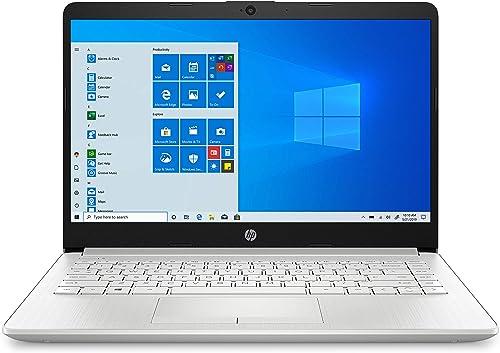 "HP 14 Laptop 14"" (35.56cms) (Ryzen 5 3500U/8GB/1TB HDD + 256GB SSD/Win 10/Microsoft Office 2019/Radeon Vega 8 Graphic..."