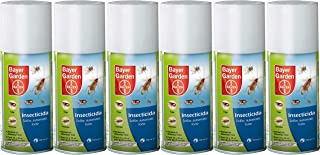 Protect Home - Insecticida Descarga Total, automático, antiguo Solfac, 150ml (Pack 6 unidades)