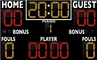 Varsity Scoreboards Permanent 8' x 5' x 8
