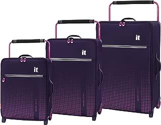 it luggage World's Lightest Vitalize 2-Wheel, Gothic Grape