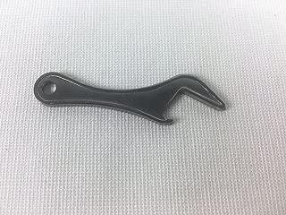 EDC Titanium Keychain Beer Bottle Opener Tool