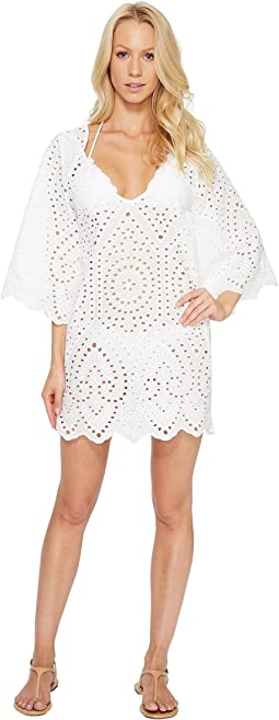 Cheer Y Sway Short Dress Cover-Up