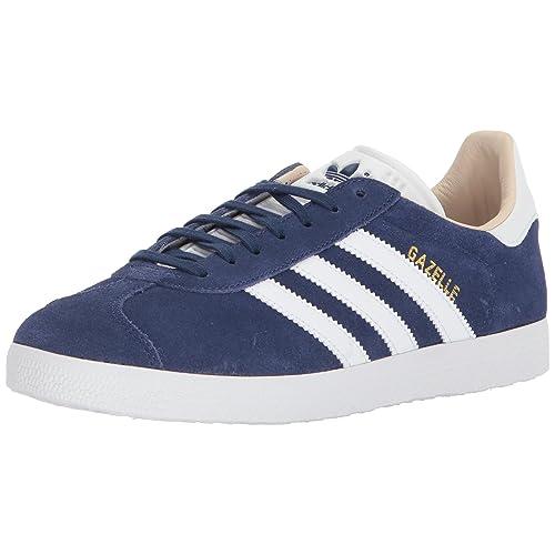 różne wzornictwo szczegóły jak kupić adidas Gazelle Blue: Amazon.com
