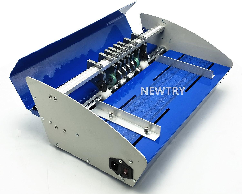 NEWTRY Elektrischer Creaser Punktemesser   Perforator, Perforator, Perforator, 3-in-1, Kombi-Papierschneider, 460 mm (110 V, 60 Hz) B01N6HDT34   Neue Produkte im Jahr 2019  0c6df5