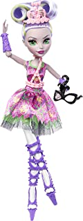monster high ballerina doll