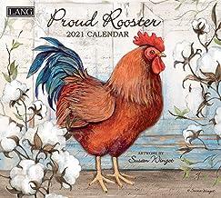 Lang Proud Rooster 2021 Wall Calendar (21991001936)