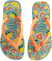 Havaianas Kids Fun Flip Flops (Little Kid/Big Kid)