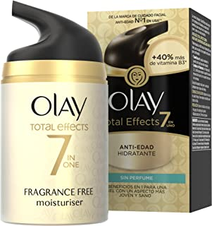 Olay Total Effects dagkräm utan parfym – 50 ml