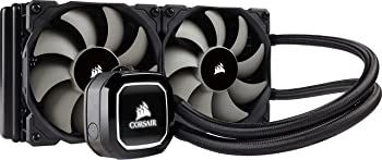 Corsair Hydro Series H100x Extreme Performance Liquid / Water CPU Cooler