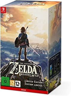comprar comparacion The Legend of Zelda : Breath of the Wild - Limited Edition