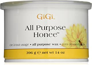 GiGi All Purpose Natural Honee Soft Wax (Strip) 14oz