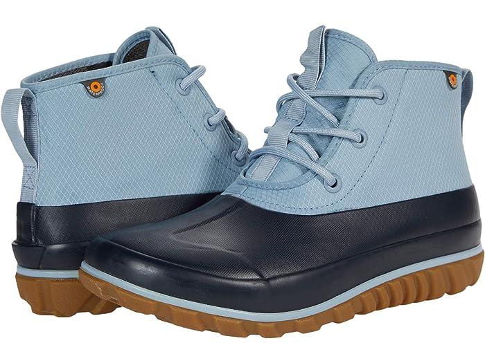 BOGS Womens Classic Casual Nylon Rain Shoe