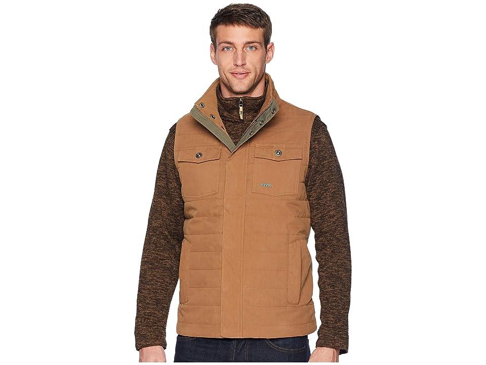 Mountain Khakis Swagger Vest (Tobacco) Men