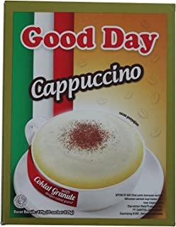 good day cappuccino indonesia