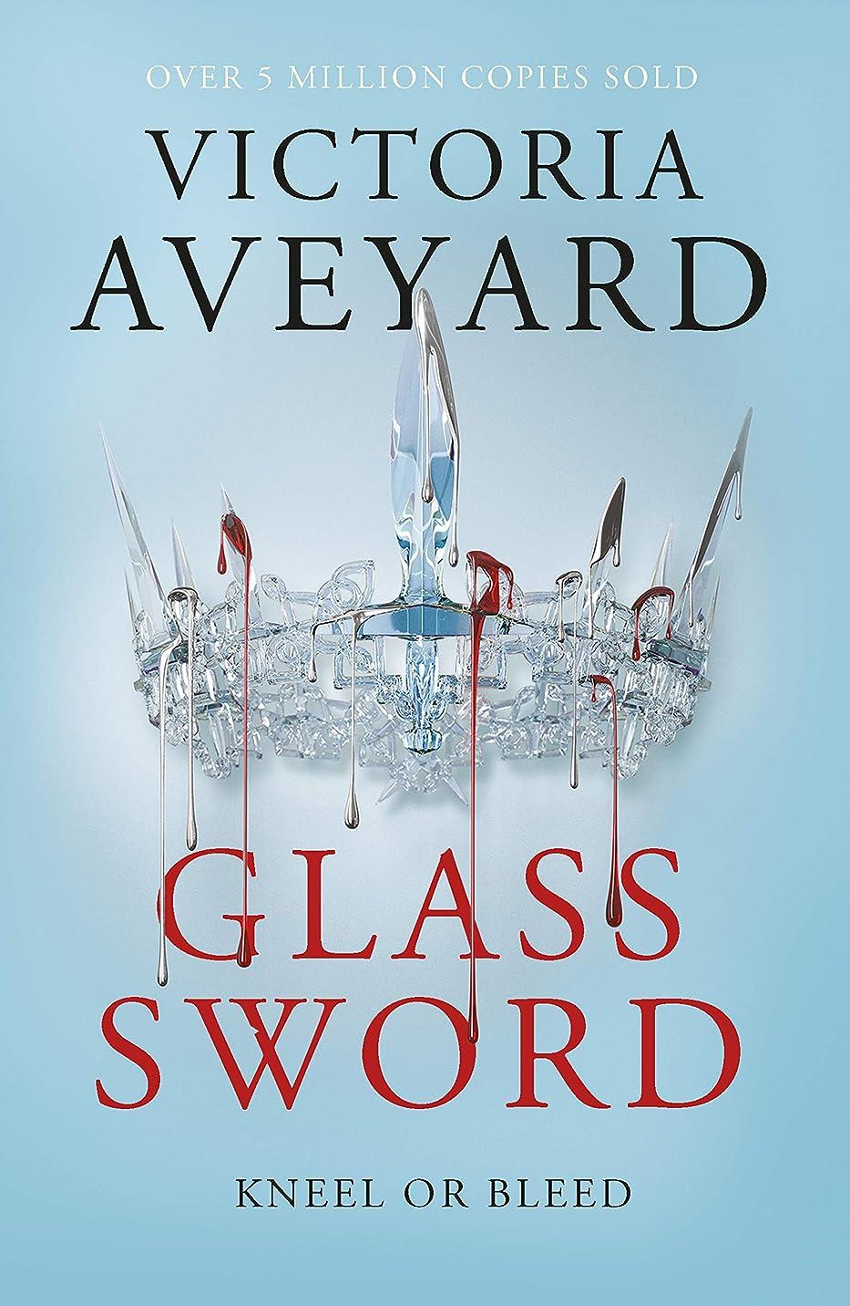 候補者マウント直面するGlass Sword: Red Queen Book 2 (English Edition)