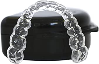 Sentinel Hard Dental Custom Night Guard for Teeth Grinding Jaw Clenching 2mm for Moderate/Tough Teeth Grinders (Adult Male)