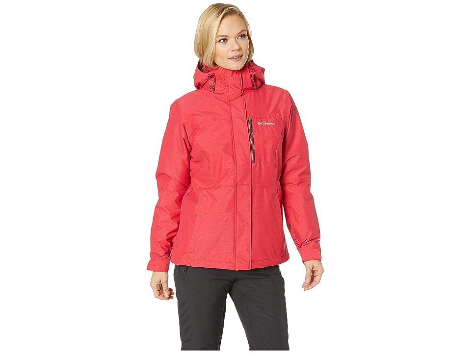 Columbia - Columbia Alpine Actiontm Omni-Heattm Jacket