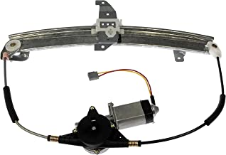 Dorman 751-042 Rear Driver Side Power Window Regulator and Motor Assembly for Select Lincoln Models