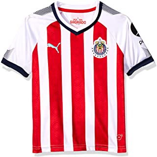 PUMA Chivas Jersey Local para Niños Replica 17-18