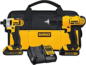 Best Cordless Drill Impact Driver Combo Review [August 2020]