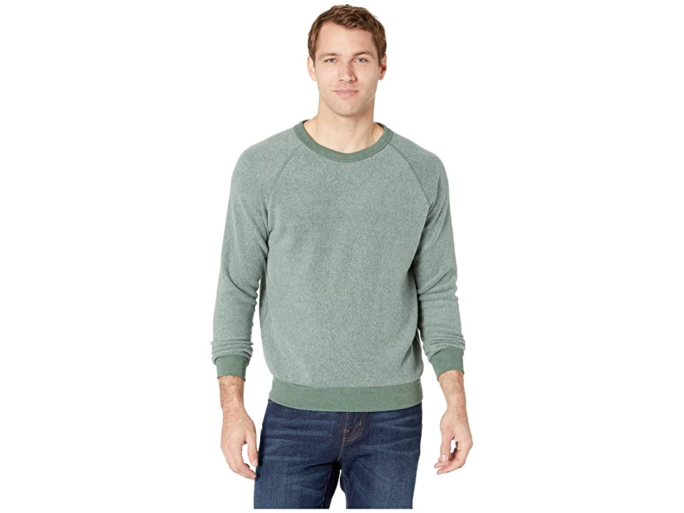 Alternative Eco Teddy Champ Eco Fleece Sweatshirt (Eco True Dusty Pine) Men