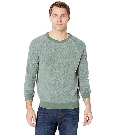 Alternative Eco Teddy Champ Eco Fleece Sweatshirt (Eco True Dusty Pine) Men
