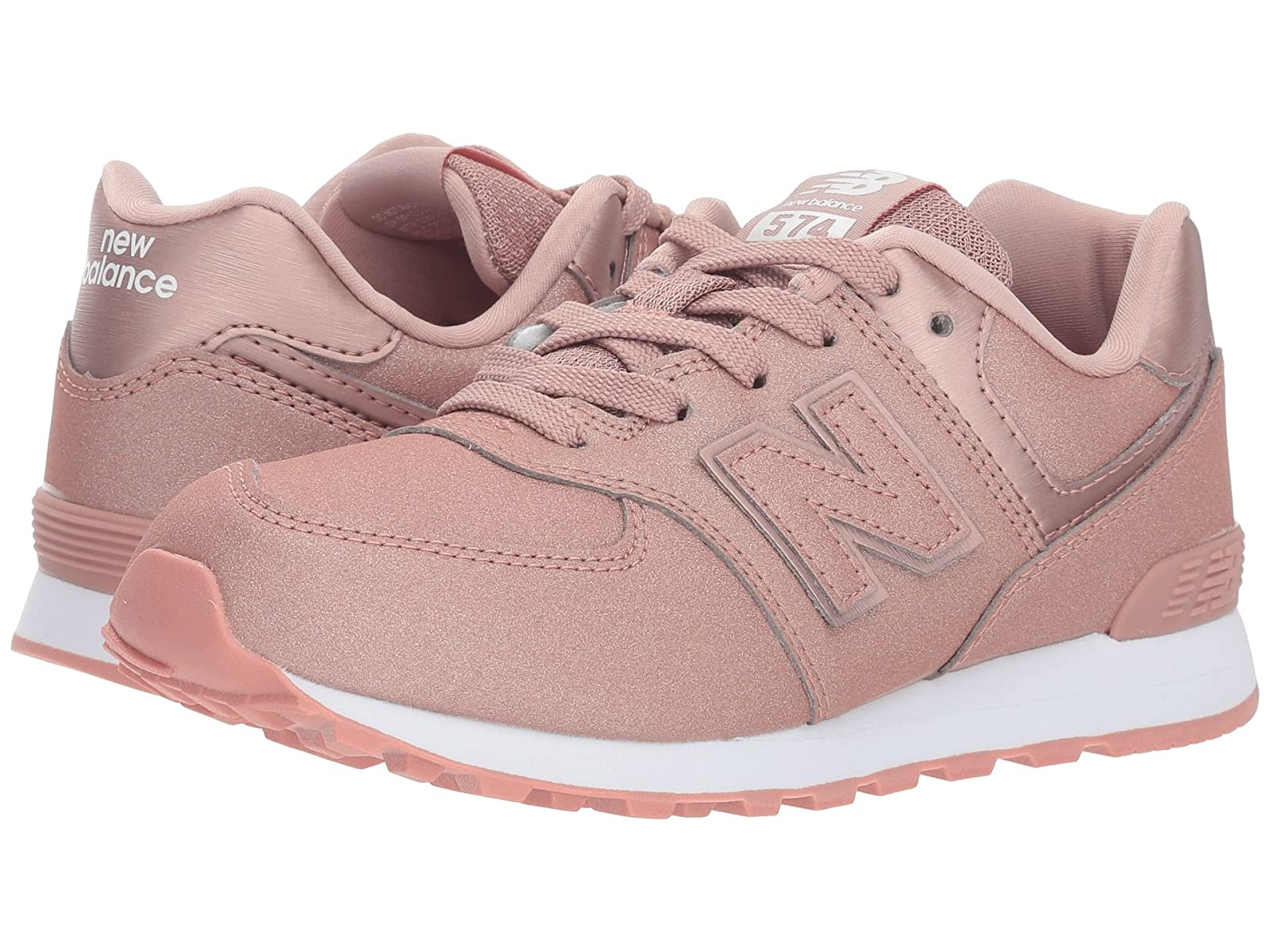 New Balance Kids GC574v1 (Big Kid)Atmospheric grades have affordable shoes