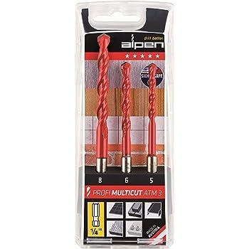 Alpen 687700740100 Speed-Drill 4,0 5Xd Ik 7,4mm Morse Taper Shank Drills 0 5Xd Ik 7