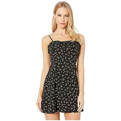 Amuse Society Julieta Dress (Black) Women