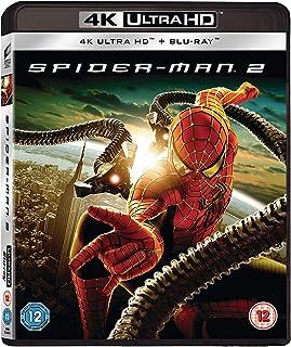 Spider-man 2 | 4K Ultra HD + Blu-ray | Arabic Subtitle Included