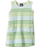 Toobydoo - Tank Top Pocket Dress (Infant/Toddler)