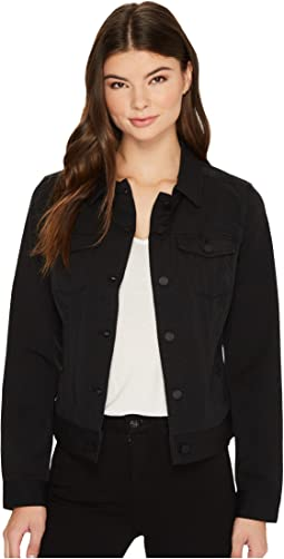 Classic Jean Jacket in Four-Way Stretch Comfort Twill