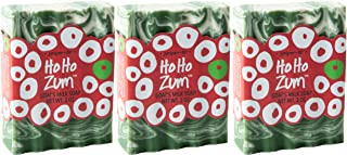 Indigo Wild, Ho Ho Zum Holiday Gift Sets (Ho Ho Zum Goat Soap - 3 Pack)