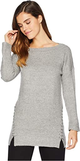 Side Stitch Sweater